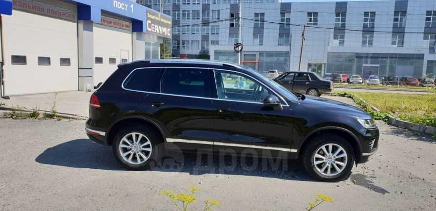 Volkswagen Touareg, 2015 год, 2 200 000 руб.