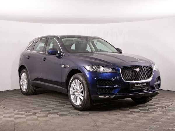Jaguar F-Pace, 2019 год, 4 811 000 руб.