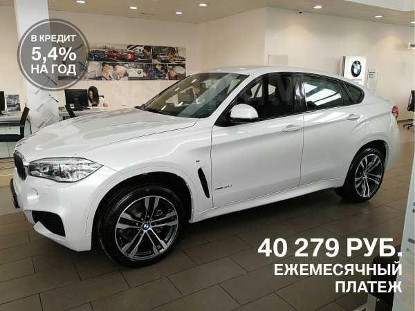 BMW X6, 2019 год, 4 890 000 руб.