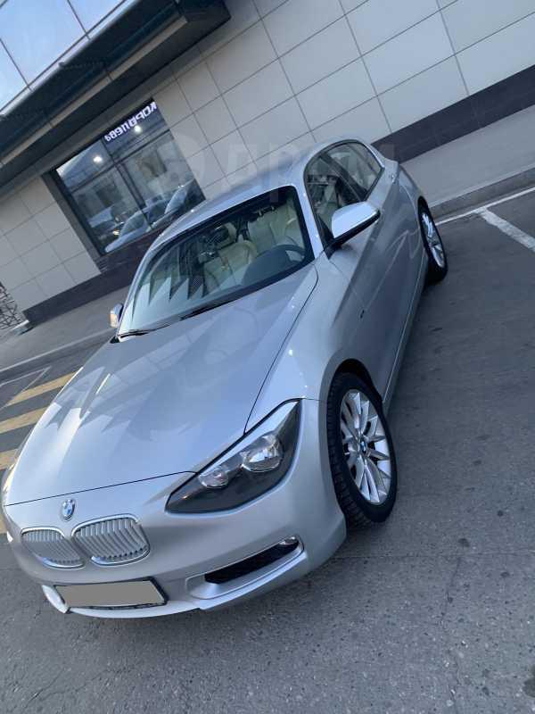BMW 1-Series, 2012 год, 789 000 руб.
