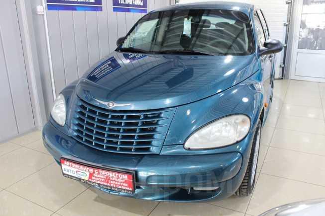 Chrysler PT Cruiser, 2000 год, 209 900 руб.