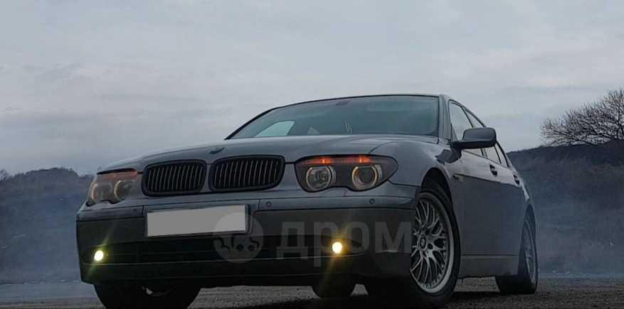 BMW 7-Series, 2001 год, 330 000 руб.
