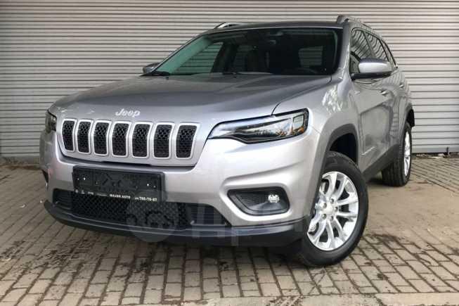 Jeep Cherokee, 2018 год, 2 844 000 руб.