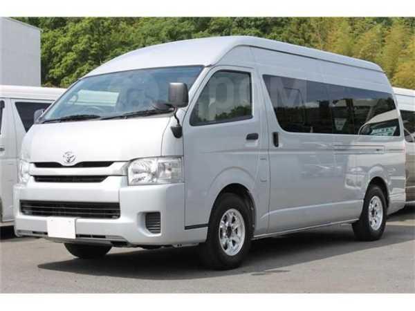 Toyota Hiace, 2016 год, 1 215 000 руб.