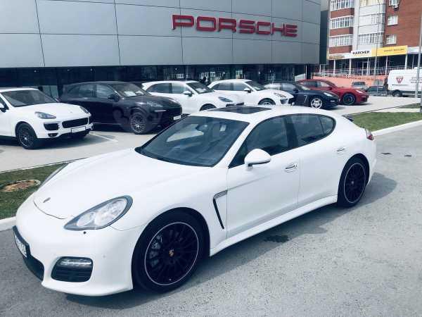 Porsche Panamera, 2012 год, 2 750 000 руб.