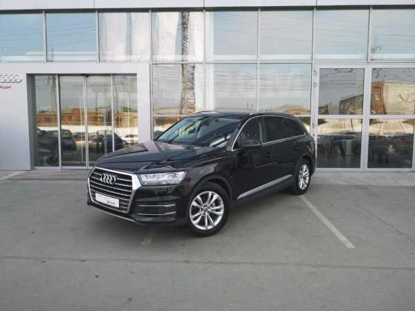 Audi Q7, 2016 год, 3 029 000 руб.