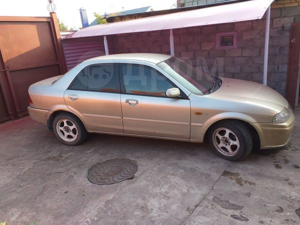 Ford Laser, 2003 год, 55 000 руб.