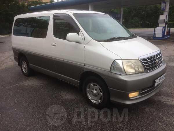 Toyota Grand Hiace, 2002 год, 600 000 руб.