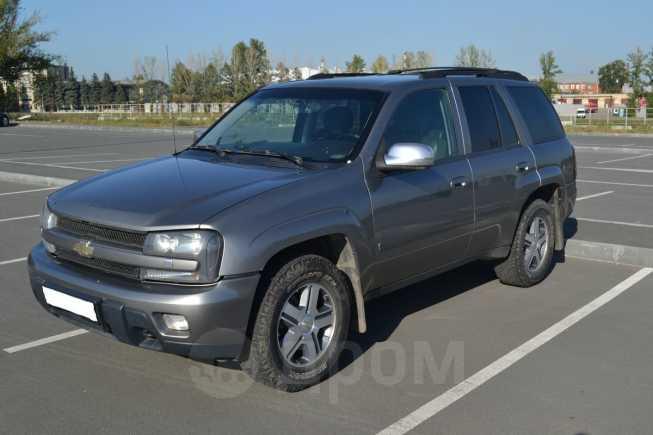 Chevrolet TrailBlazer, 2007 год, 550 000 руб.