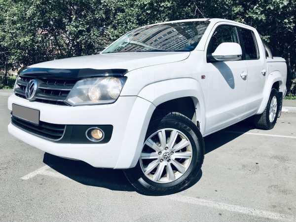 Volkswagen Amarok, 2010 год, 879 000 руб.