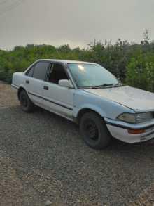 Шипуново Corolla 1990