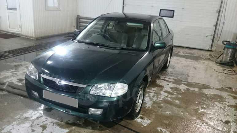 Mazda Familia, 1998 год, 121 999 руб.