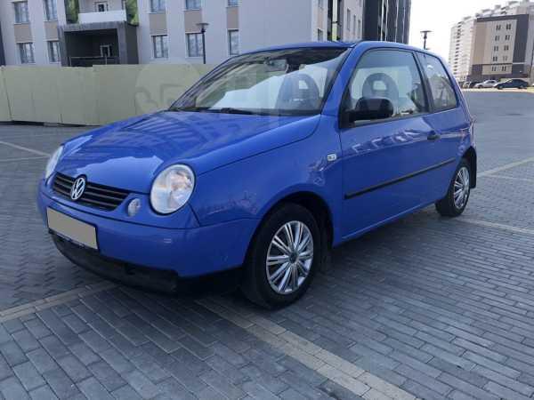 Volkswagen Lupo, 2003 год, 149 000 руб.