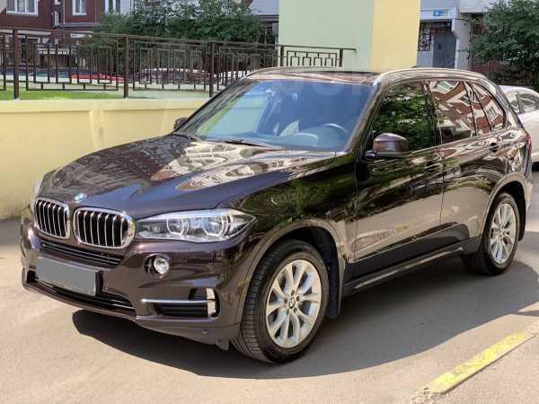 BMW X5, 2017 год, 3 650 000 руб.