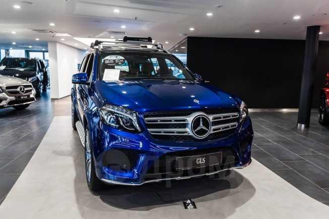 Mercedes-Benz GLS-Class, 2019 год, 5 484 837 руб.