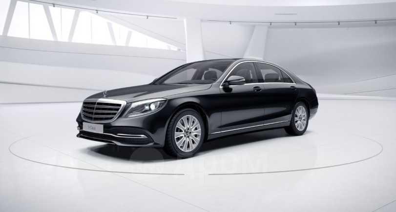 Mercedes-Benz S-Class, 2019 год, 8 531 028 руб.
