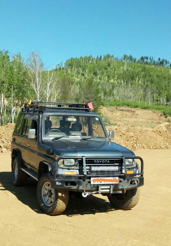 Продажа Toyota Land Cruiser Prado 1993, 700000 руб