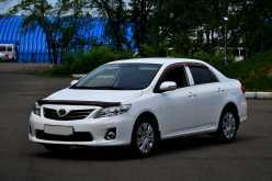 Мариинск Corolla 2011