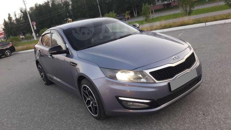 Kia K5, 2011 год, 650 000 руб.