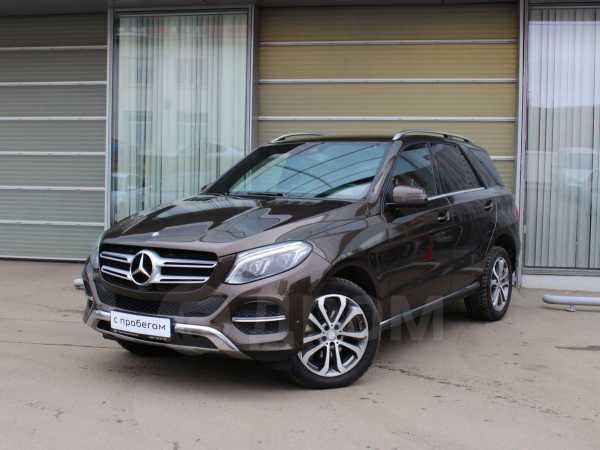 Mercedes-Benz GLE, 2016 год, 2 759 000 руб.