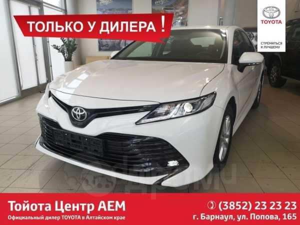 Toyota Camry, 2019 год, 1 573 000 руб.