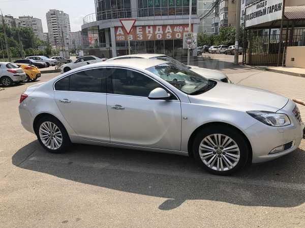 Opel Insignia, 2011 год, 710 000 руб.