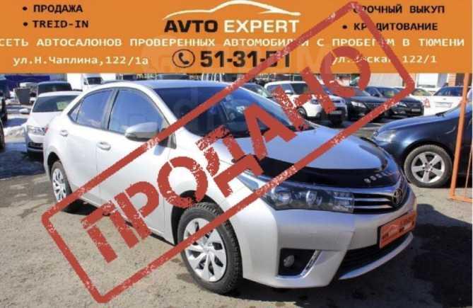 Toyota Corolla, 2014 год, 774 998 руб.