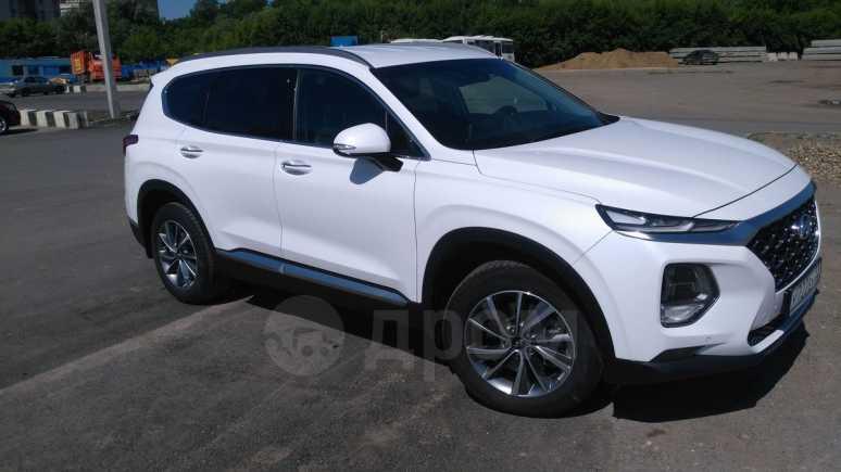 Hyundai Santa Fe, 2018 год, 3 500 000 руб.
