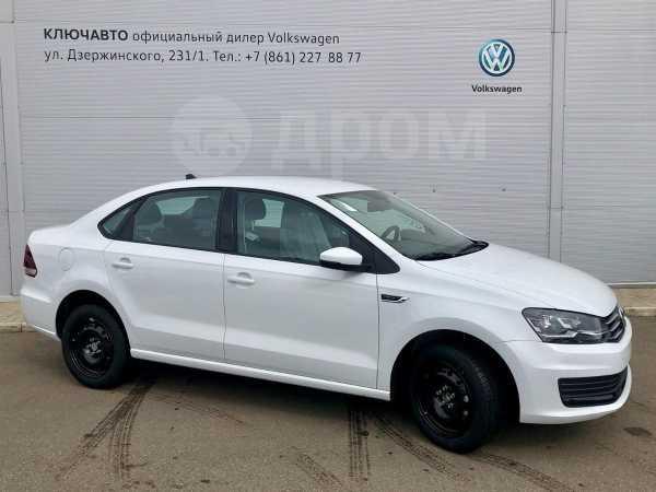 Volkswagen Polo, 2019 год, 954 200 руб.