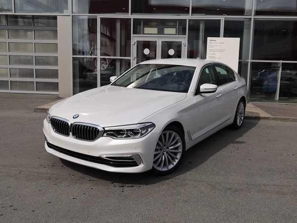 BMW 5-Series, 2018 год, 3 505 200 руб.