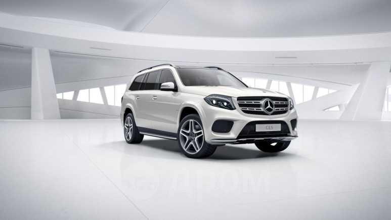 Mercedes-Benz GLS-Class, 2019 год, 6 025 579 руб.