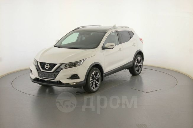 Nissan Qashqai, 2019 год, 1 860 000 руб.