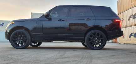 Петропавловск-Камчатский Range Rover 2013