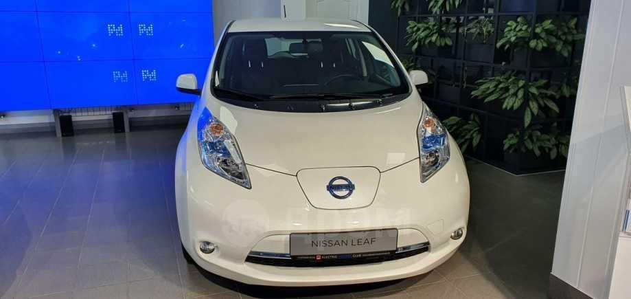 Nissan Leaf, 2015 год, 1 549 000 руб.