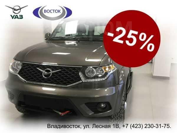 УАЗ Патриот, 2019 год, 1 056 900 руб.