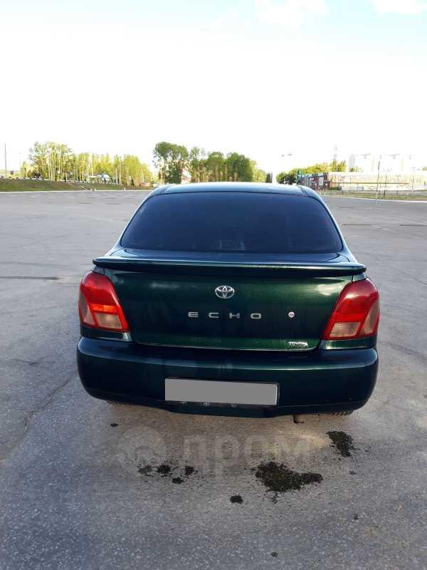 Toyota Echo, 2001 год, 175 000 руб.