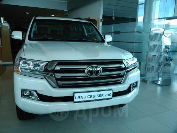 Toyota Land Cruiser, 2019 год, 5 621 000 руб.