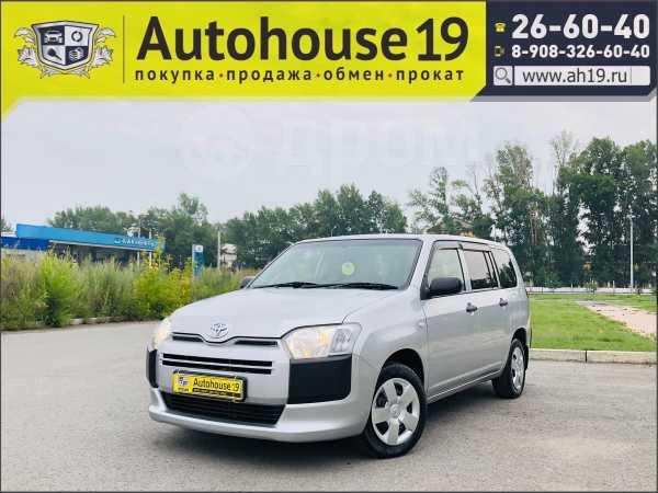 Toyota Probox, 2014 год, 569 000 руб.