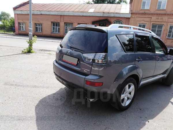 Mitsubishi Outlander, 2007 год, 635 000 руб.