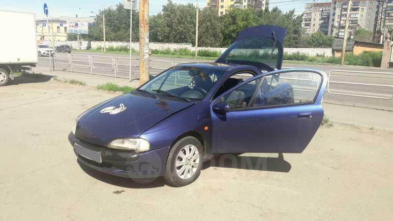Opel Tigra, 1999 год, 90 000 руб.