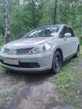 Nissan Tiida Latio, 2007 год, 400 000 руб.