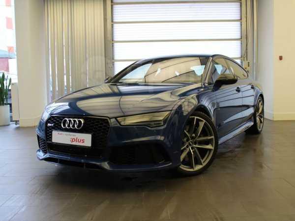 Audi RS7, 2016 год, 4 899 000 руб.