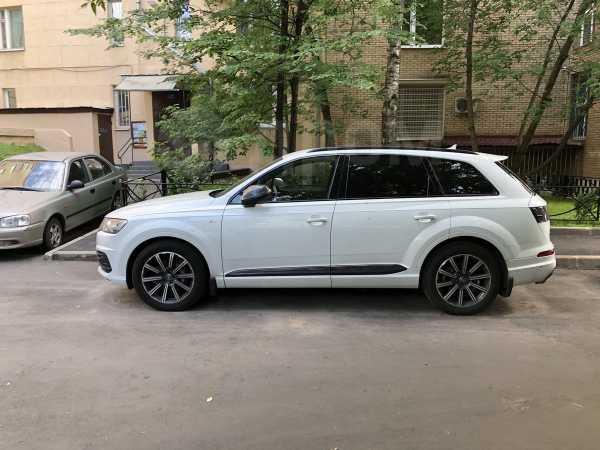 Audi Q7, 2016 год, 3 800 000 руб.