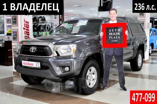 Toyota Tacoma, 2013 год, 1 849 000 руб.