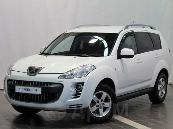 Peugeot 4007, 2012 год, 649 000 руб.