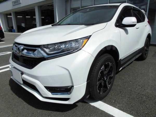 Honda CR-V, 2018 год, 1 550 000 руб.