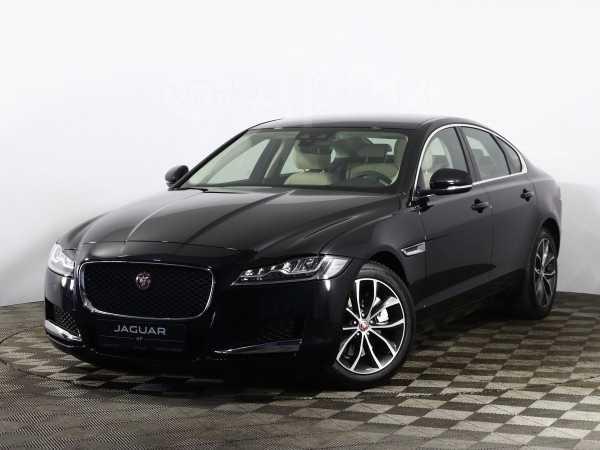 Jaguar XF, 2019 год, 3 802 000 руб.