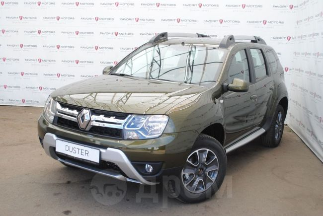 Renault Duster, 2019 год, 1 069 960 руб.