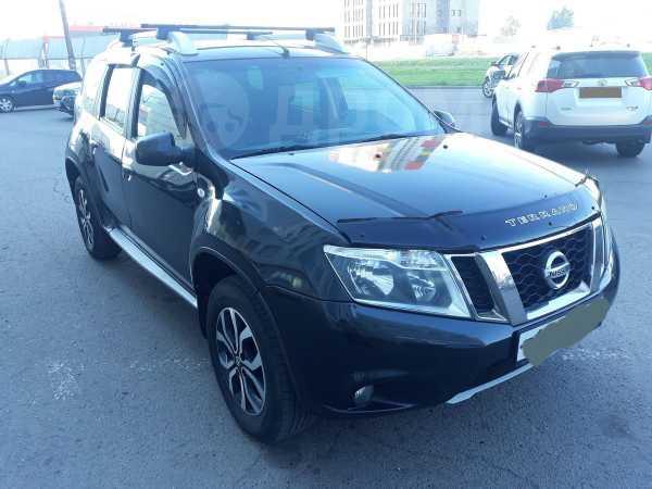 Nissan Terrano, 2014 год, 740 000 руб.