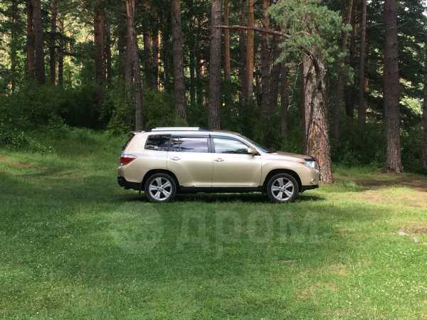 Toyota Highlander, 2013 год, 1 550 000 руб.